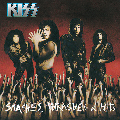Smashes Thrashes & Hits by KISS