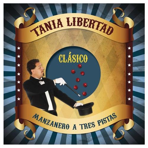 Manzanero a Tres Pistas 'Clásico' de Tania Libertad