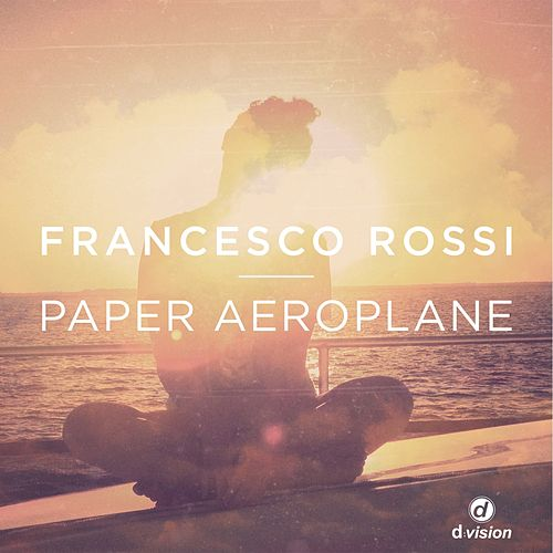 Paper Aeroplane by Francesco Rossi