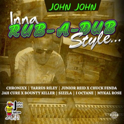 Inna Rub a Dub Style Riddim by Various Artists