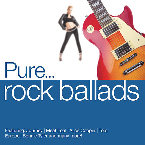 Pure... Rock Ballads de Various Artists