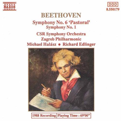 BEETHOVEN : Symphonies Nos. 6 & 1 de Slovak Radio Symphony Orchestra
