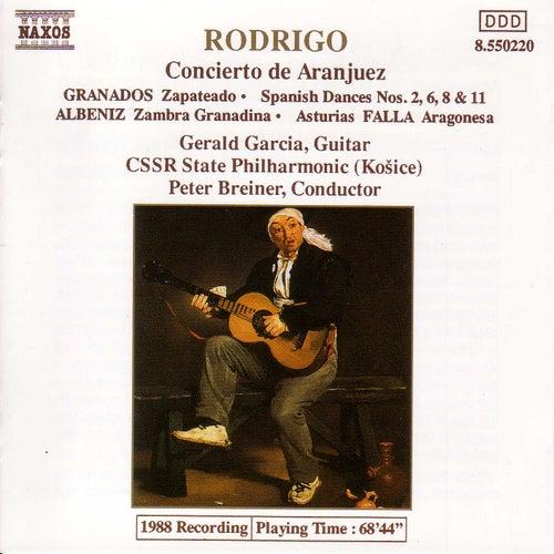 RODRIGO : Concierto de Aranjuez de Gerald Garcia
