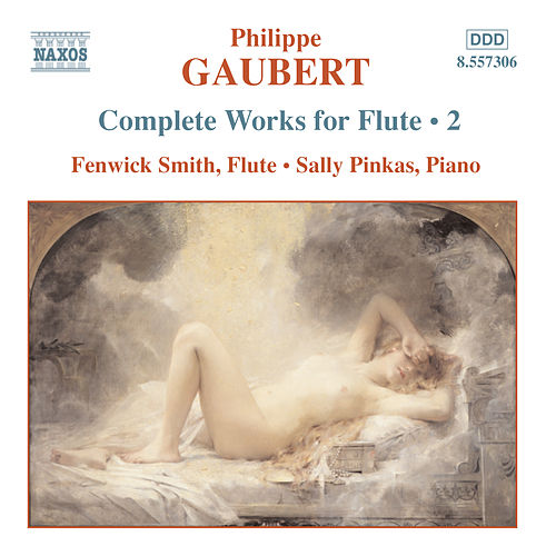 GAUBERT: Works for Flute, Vol.  2 von Fenwick Smith