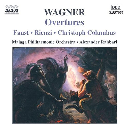 WAGNER, R.: Overtures de Malaga Philharmonic Orchestra