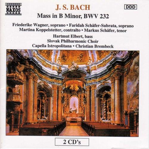 BACH, J.S.: Mass in B Minor, BWV 232 de Slovak Philharmonic Chorus
