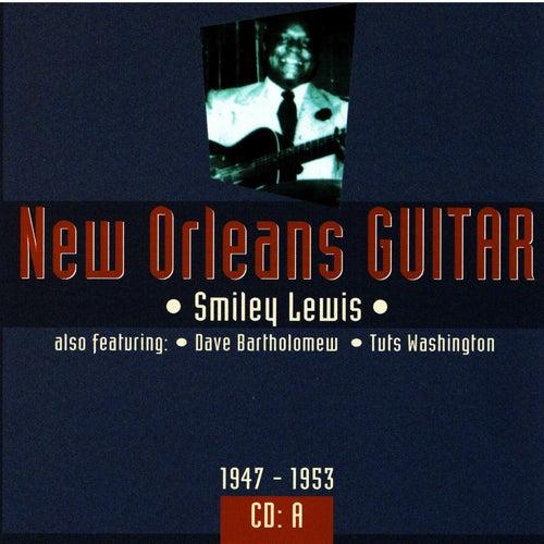 New Orleans Guitar, CD A fra Smiley Lewis