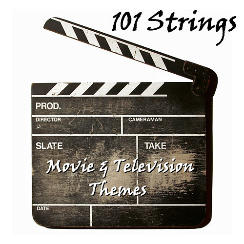 Movie and Television Themes de 101 Strings Orchestra