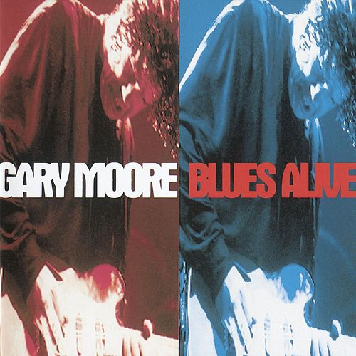 Blues Alive de Gary Moore