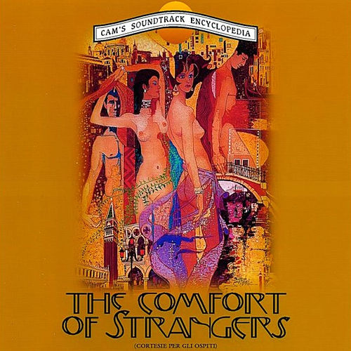 The Comfort of Strangers von Angelo Badalamenti
