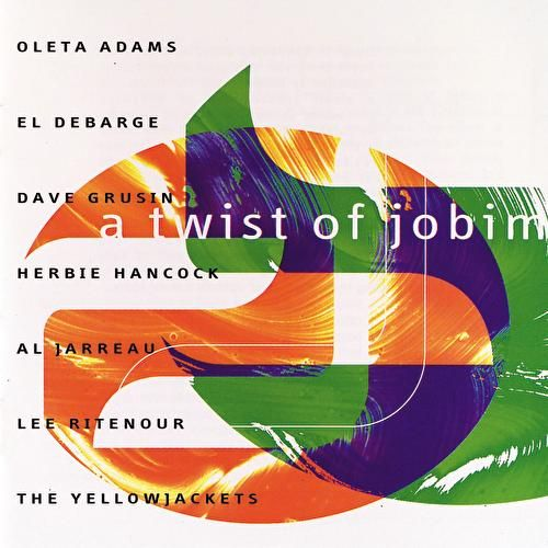 A Twist of Jobim de Various Artists