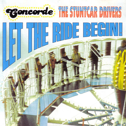 Let The Ride Begin! by Concorde