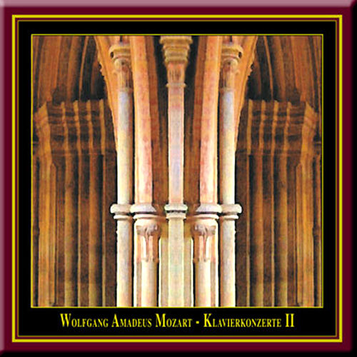 Wolfgang A. Mozart: piano concerto c major KV 467 & piano concerto d major KV 537 by Christoph Soldan