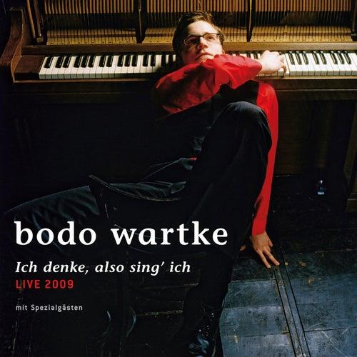 Ich denke, also sing' ich - live 2009 by Bodo Wartke