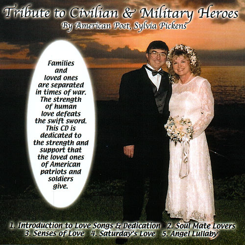 Ttribute to civilian and military heroes by Sylvia R