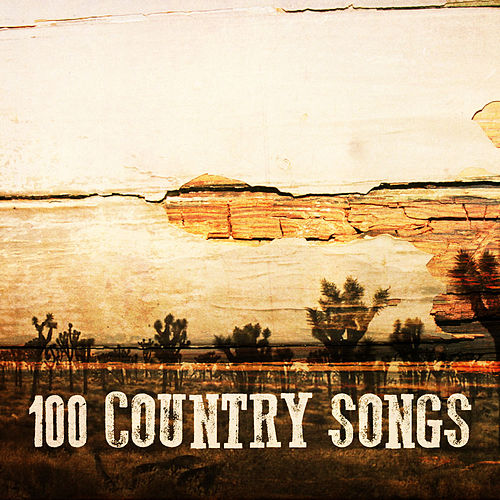 100 Country Songs de Various Artists
