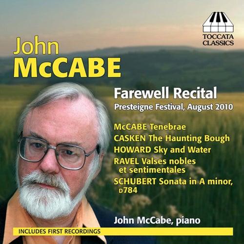 McCabe: Farewell Recital de John McCabe