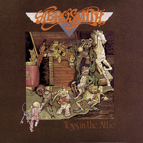 Toys In The Attic de Aerosmith