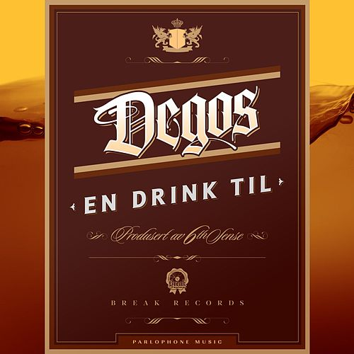 En drink til by Degos