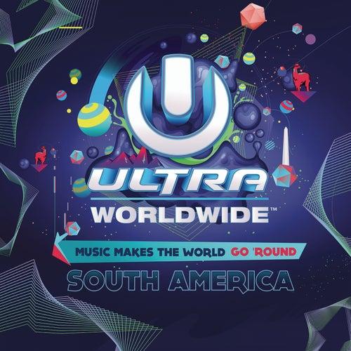 Ultra Worldwide: South America de Various Artists