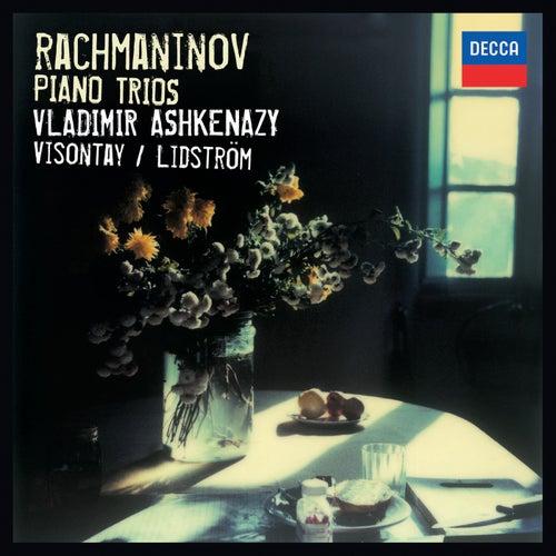 Rachmaninov: Piano Trios von Vladimir Ashkenazy