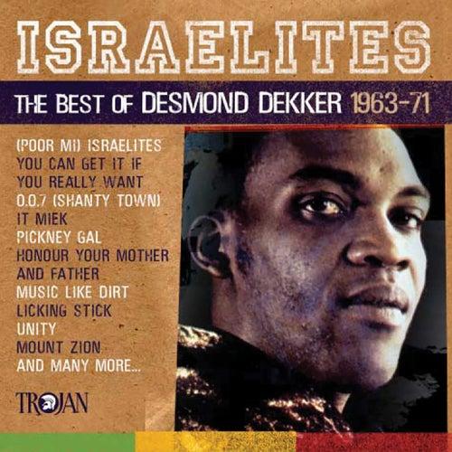 Israelites: The Best of Desmond Dekker von Various Artists