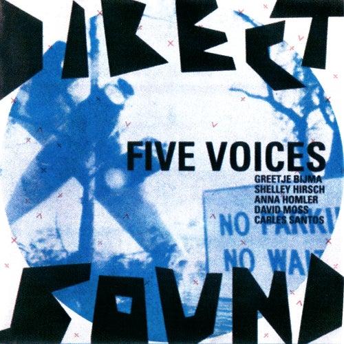 Five Voices by Carles Santos