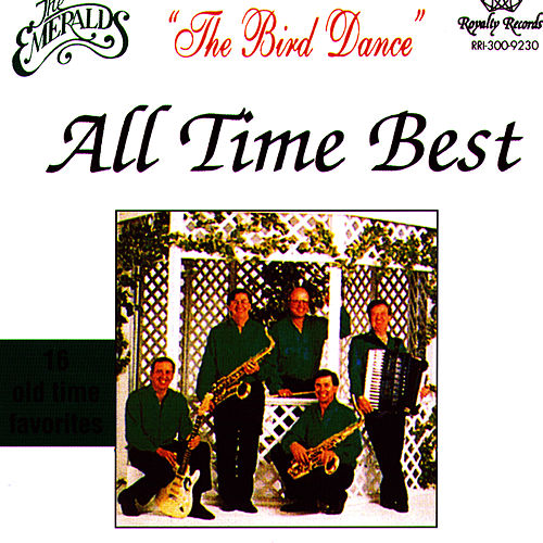 All Time Best by The Emeralds