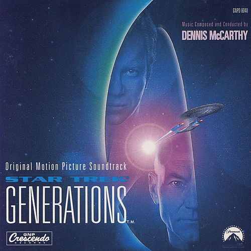 Star Trek: Generations - Original Motion Picture Soundtrack von Dennis McCarthy