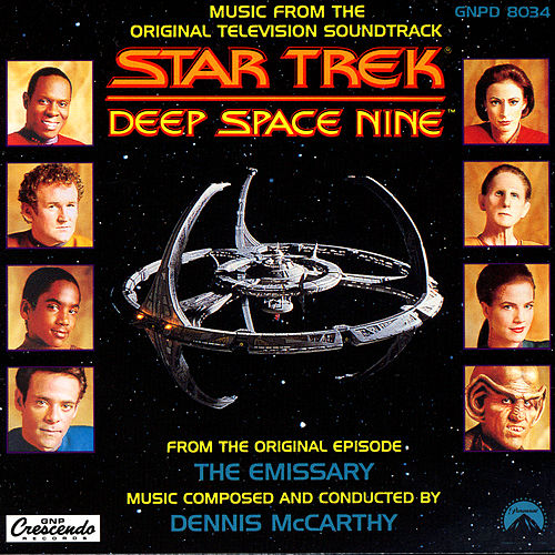 Star Trek: Deep Space Nine - The Emissary von Dennis McCarthy