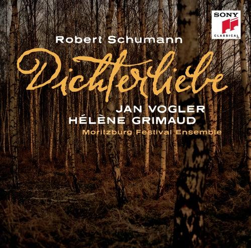 Schumann: Fantasiestücke op. 73, Dichterliebe op. 48, Andante und Variationen op. 46 von Jan Vogler