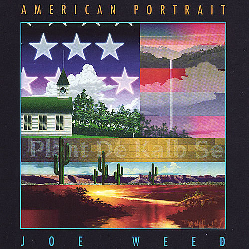 American Portrait by Joe Weed