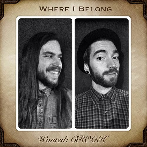 Where I Belong by Crook