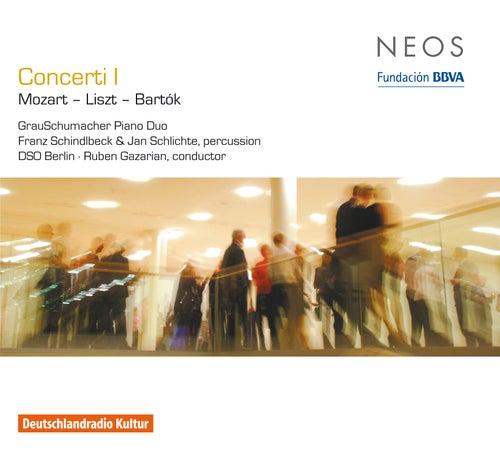 Concerti I de Grauschumacher Piano Duo