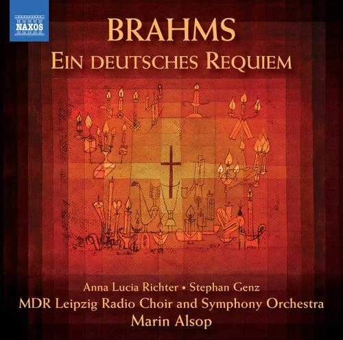 Brahms: Ein deutsches Requiem (A German Requiem) von Marin Alsop