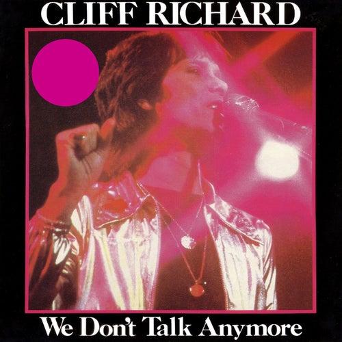 We Don't Talk Anymore (12' Mix) de Cliff Richard