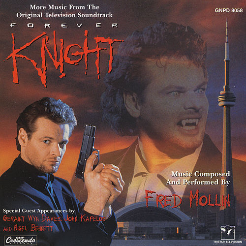 More Music From Forever Knight de Fred Mollin