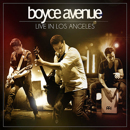 Live in Los Angeles de Boyce Avenue