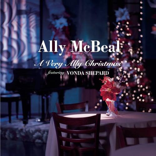 Ally McBeal A Very Ally Christmas featuring Vonda Shepard de Vonda Shepard