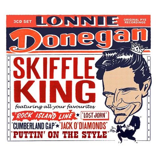 Skiffle King by Lonnie Donegan