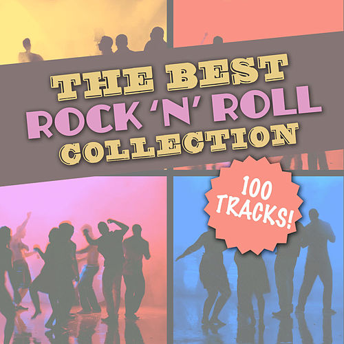 The Best Rock 'N' Roll Collection di Various Artists