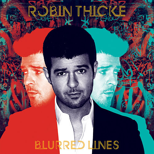 Blurred Lines de Robin Thicke