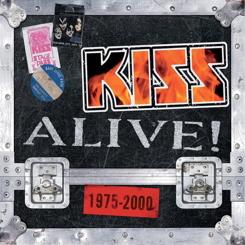 Alive! 1975-2000 by KISS