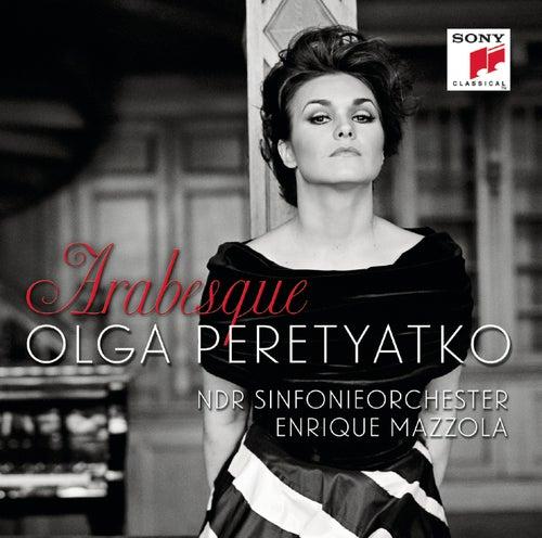 Arabesque von Olga Peretyatko