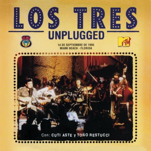 Los Tres MTV Unplugged de Los Tres