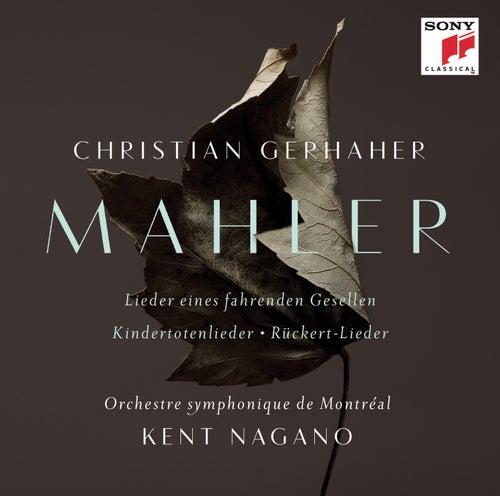 Mahler: Orchestral Songs de Kent Nagano