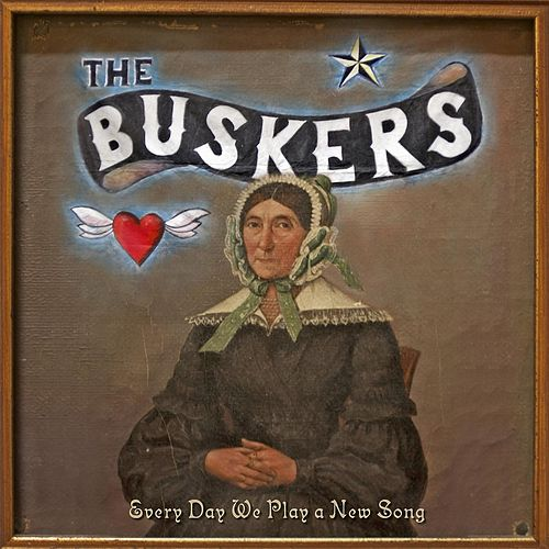 Every Day We Play a New Song by Buskers