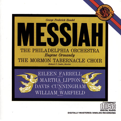 Handel: Messiah von The Mormon Tabernacle Choir