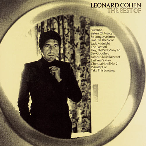 The Best Of Leonard Cohen fra Leonard Cohen