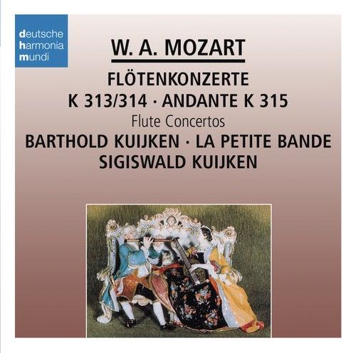 Mozart: Flute Concertos by Barthold Kuijken